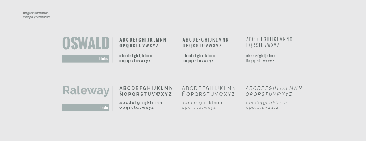 estudio tipográfico de marca