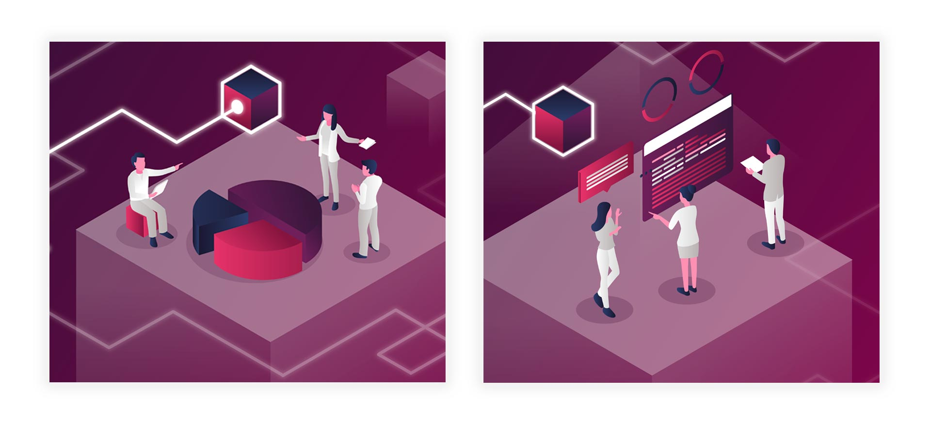 isometric illustrator