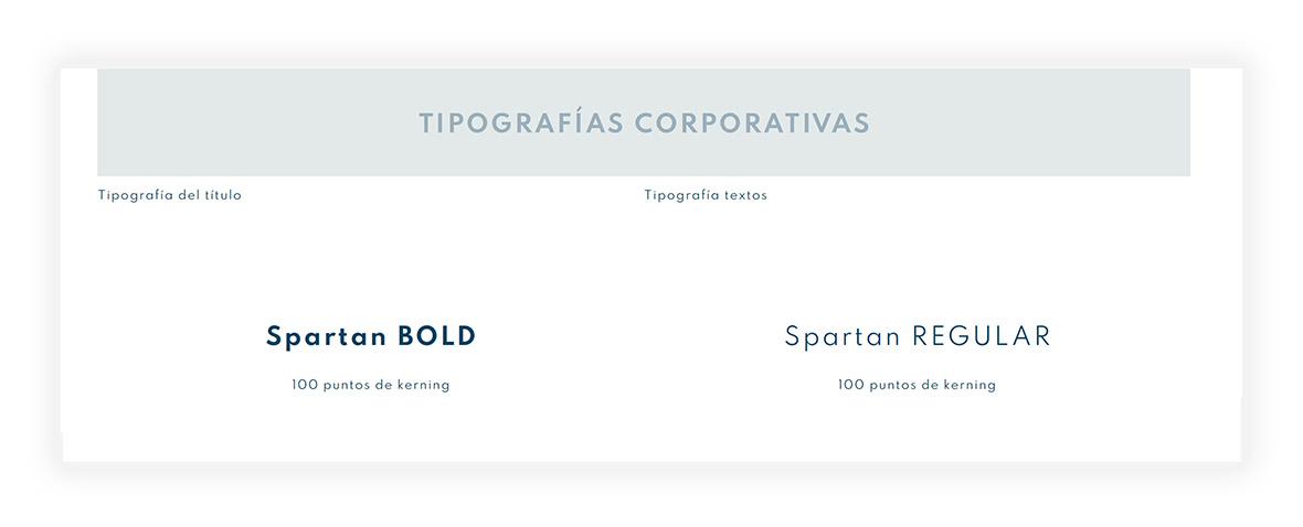 Tipografía bold sin serifa